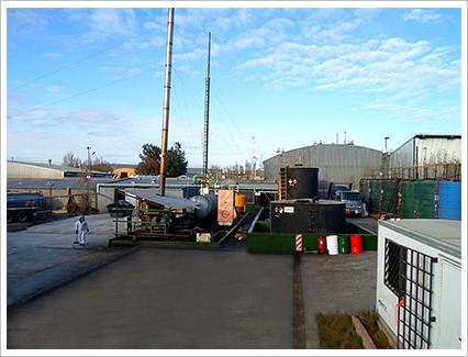 Plantas de gestión de residuos: Chubut | Grupo Quimiguay