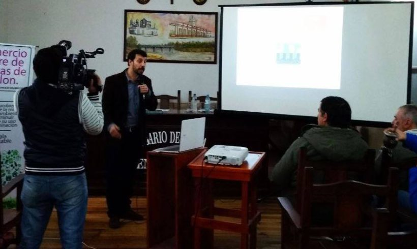 """Soluciones Ambientales presente en la """"Semana de Conciencia Ecológica"""", organizada por el Concejo Deliberante de Rosario del Tala."""