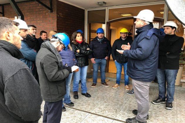 Nación y Provincia visitaron Soluciones Ambientales