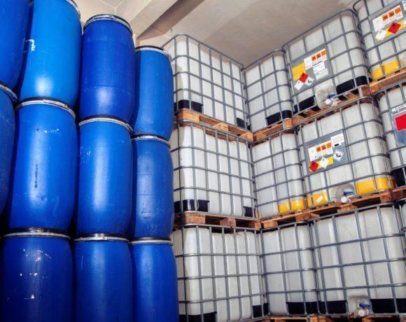 Consejos para el almacenamiento correcto de residuos peligrosos