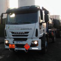Recolección y transporte de residuos terrestres #4 | Grupo Quimiguay