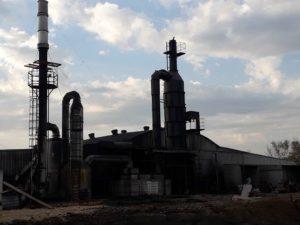 Tratamientos de residuos peligrosos y saneamiento:Incineración #1 | Grupo Quimiguay