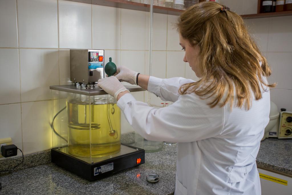soluciones ambientales entre rios laboratorio