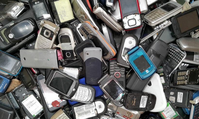 ¿Qué es la basura electrónica?