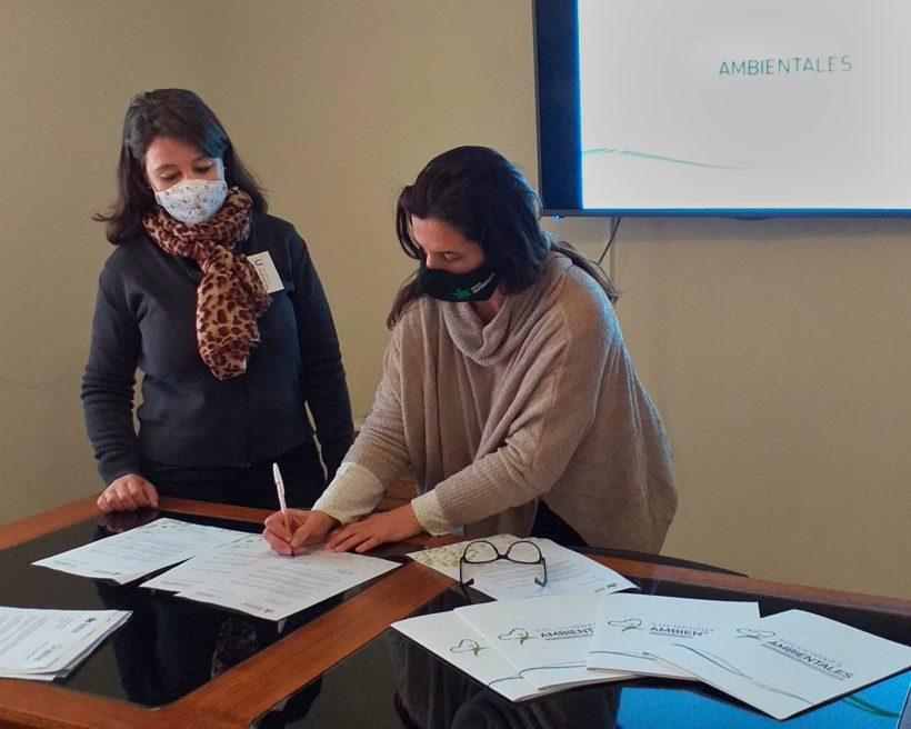 Dos nuevos municipios se suman al Programa ALU