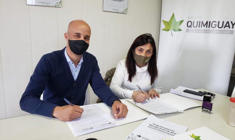 El Municipio de MI Granja se suma al convenio ALU