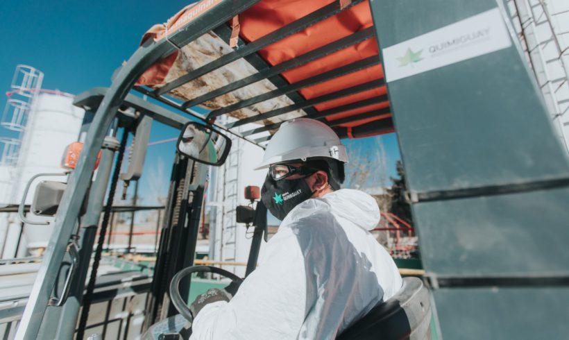 Quimiguay Córdoba cumple 12 años de crecimiento sostenido