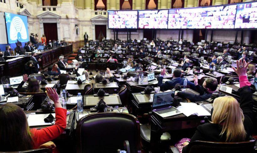 """Diputados sancionó la """"Ley Yolanda"""" de formación integral en medio ambiente"""