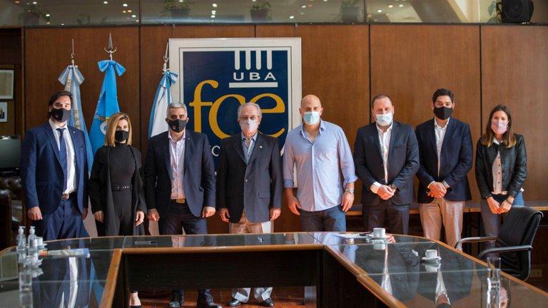 """Se creó un """"observatorio de residuos"""" tras la firma de un acuerdo entre Caitpa, Catries, UBA y la UNR"""