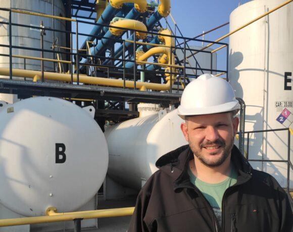 """Pierucci, jefe de ambiente de Quimiguay: """"Las nuevas generaciones nos ven con buenos ojos"""""""
